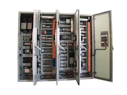 Industr. Electrical Cabinets 3