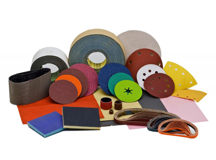 Cutting and grinding abrasives
