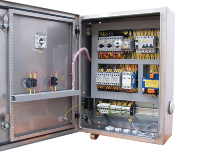 Industr. Electrical Cabinets 5