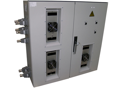 Industr. Electrical Cabinets 10