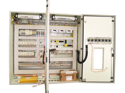 Industr. Electrical Cabinets 1
