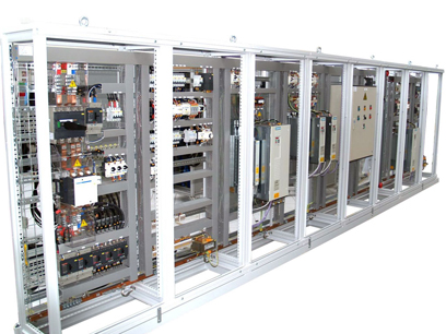 Industr. Electrical Cabinets 7